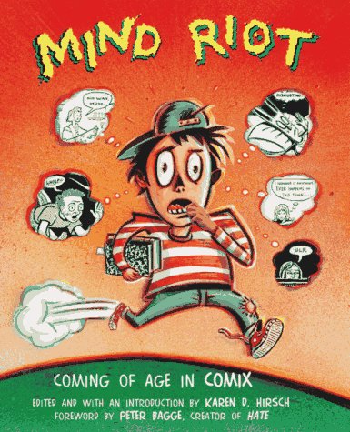 Mind Riot: Coming of Age in Comix  glenn head