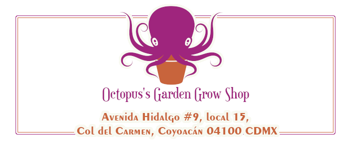 Octopus s Garden Grow Shop