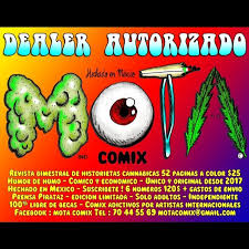 DEALER MOTA COMIX